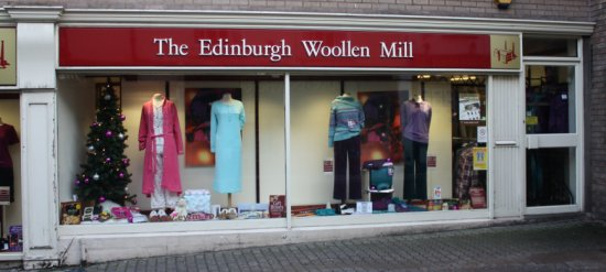 15 High Street (Edinburgh Woollen Mill) on 15th November 2009