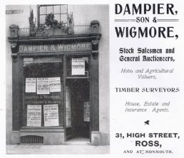 Dampier, Son and Wigmor