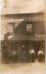 The Kyrle Coffee House