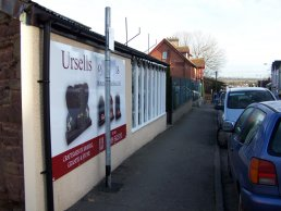 Ursells on Cantilupe Road