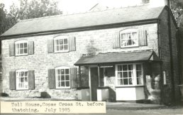 Copse Cross Toll House