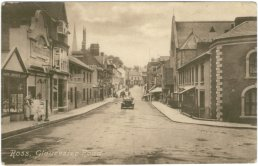 Gloucester Road postcard
