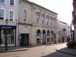 Corn Exchange Ross-on-Wye