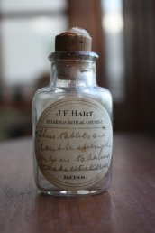 J.F.Hart bottle