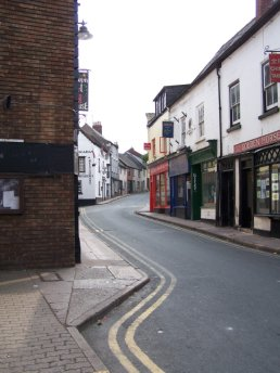 High Street Ross-on-Wye