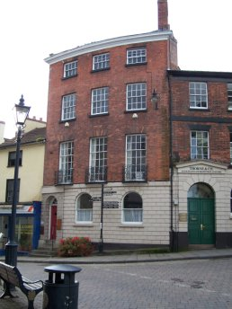 Capital and Counties Bank Ross-on-Wye