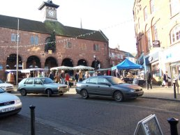 Market Place Ross-on-Wye