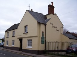 The Plough Inn, Over Ross Street (13-12-06)
