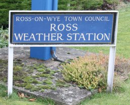The Weather Station Sign (11-01-09)