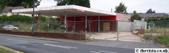Texaco development Ross-on-Wye