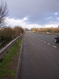 Traffic on the Ross Bypass (09-03-08)