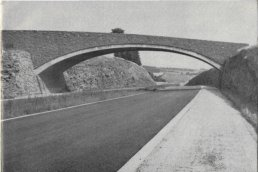 The Rudhall Bridge over the M50